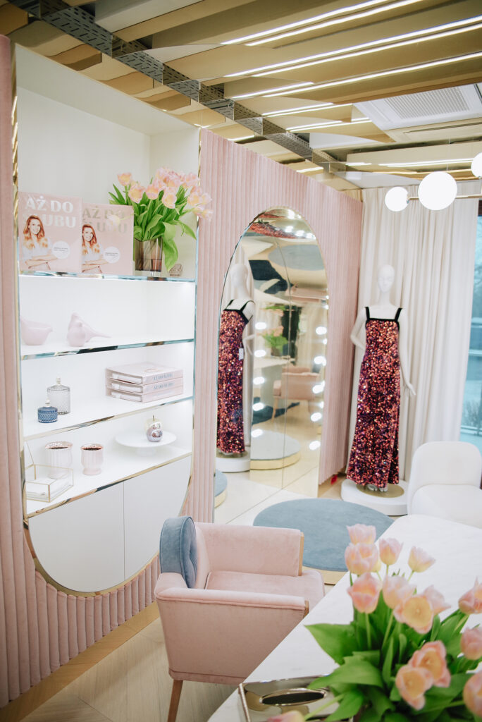 Cocnept Store Izabela Janachowska Vip Room